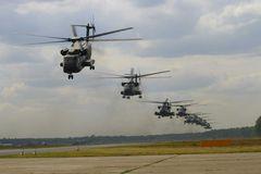 CH 53 Armada