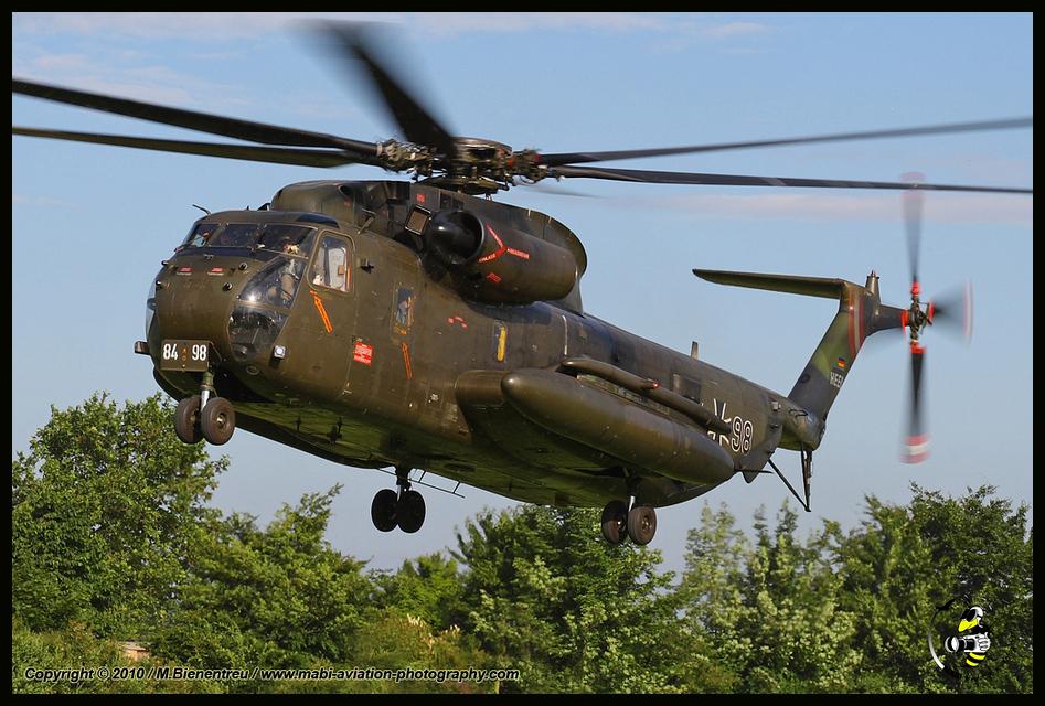 *** CH-53 GS ² ***