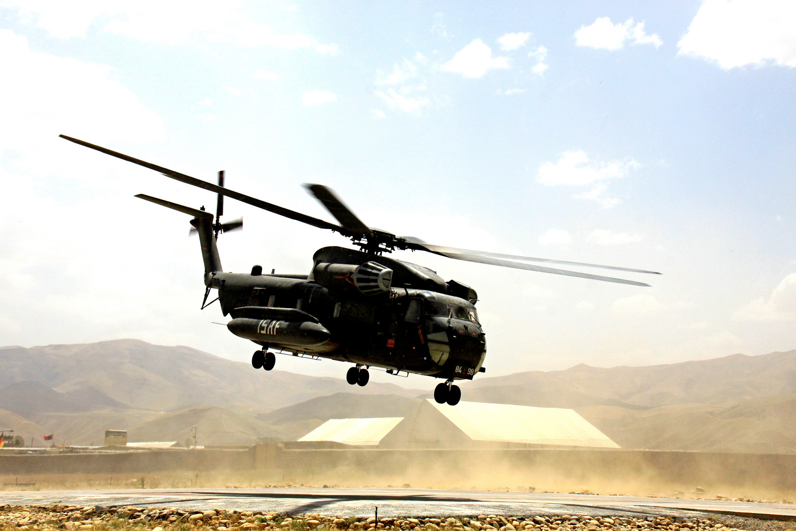 CH 53 in Afghanistan