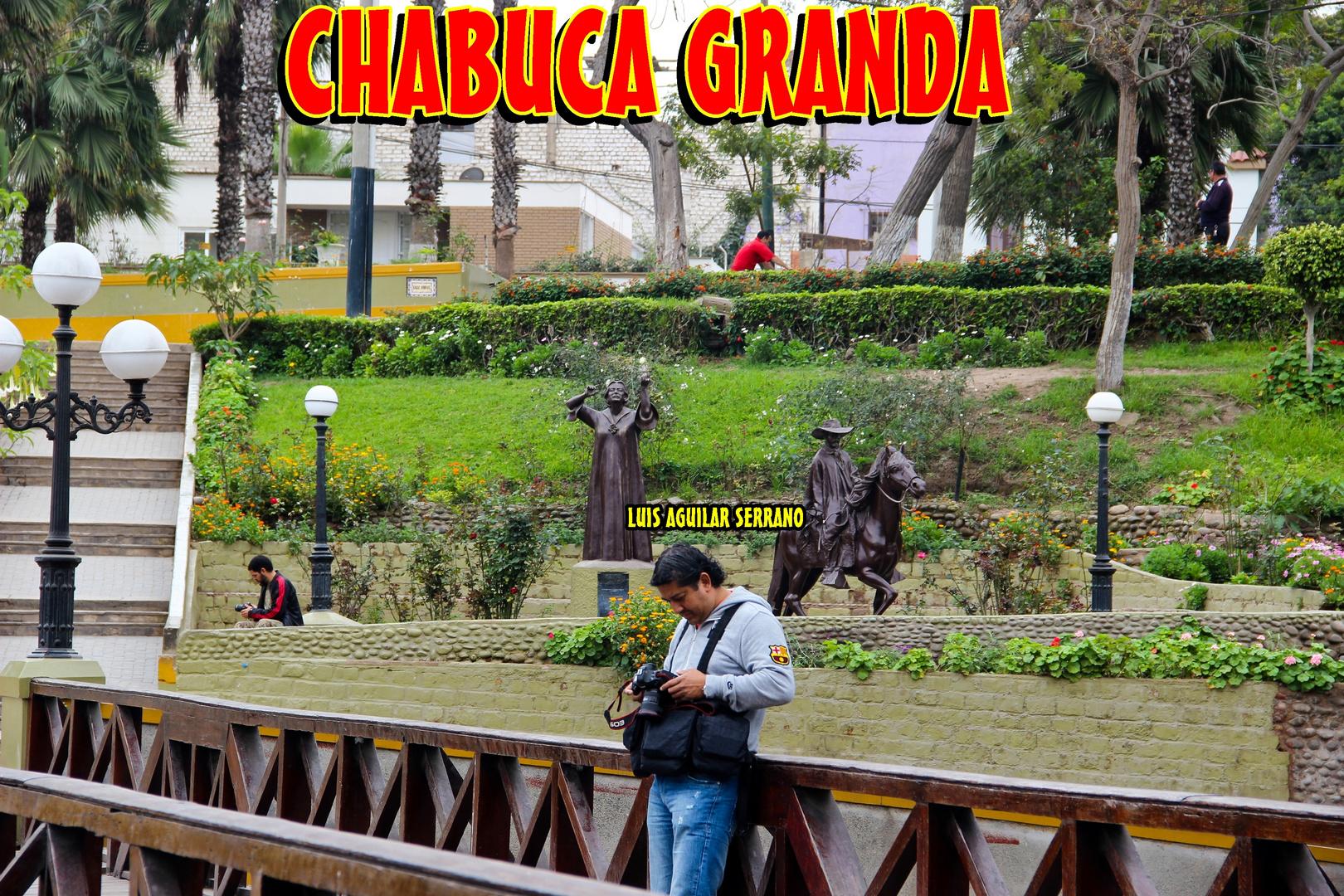 CHABUCA GRANDA.....DEL PUENTE A LA ALAMEDA