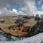 Chacaltaya 5300m/ Bolivien