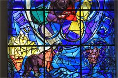 Chagall-Fenster