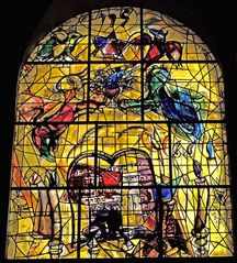 Chagall - Fenster