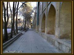 CHAHAR-BAGH STREET
