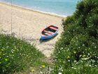 Chalkidiki: Einsames Boot