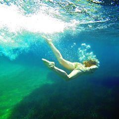 Chalkidiki unter Wasser