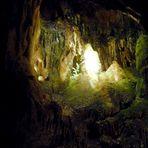 Chalottenhöhle in Gingen a.d. Brenz