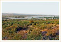 Chambal, und eine kleine Geschichte der grossen Flüsse