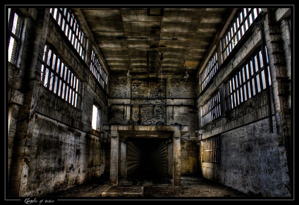 Chamber of torture