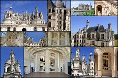 Chambord Collage