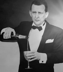 Champagne, Sir?