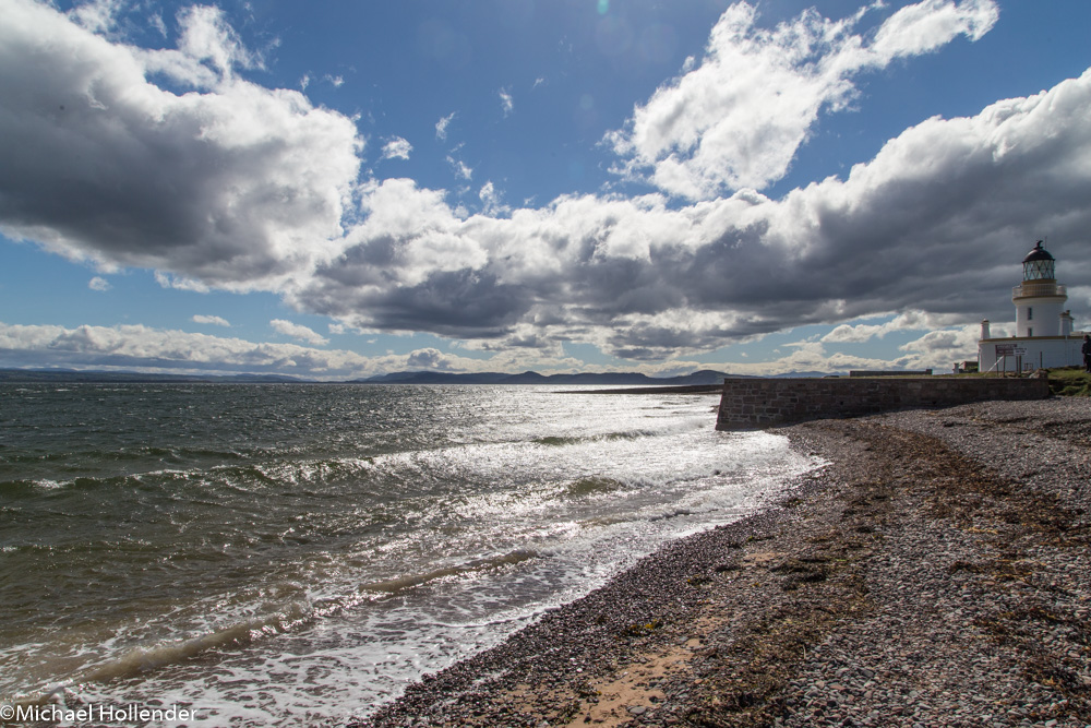 Chanonry Point am Moray Firth