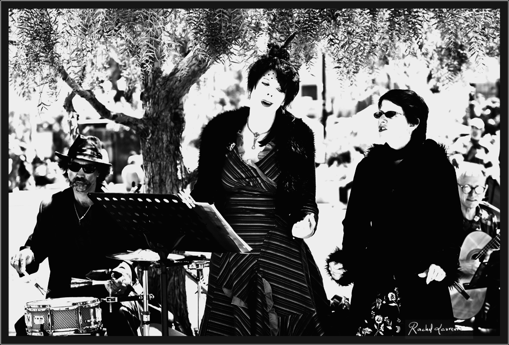 Chanteuses de Jazz à San Francisco