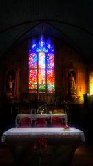 Chapelle à Loc-Eguiner-Saint-Thégonnec