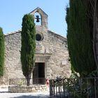 Chapelle aux Baux de Provence