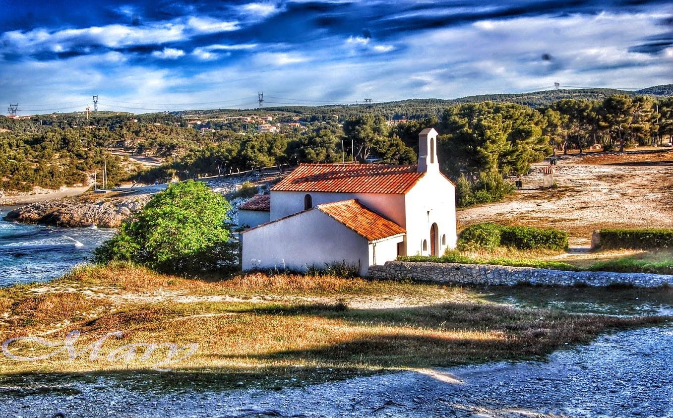 Chapelle de Sainte Croix Martigues