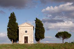 Chapelle della Madonna di Vitaleta (Farbversion)