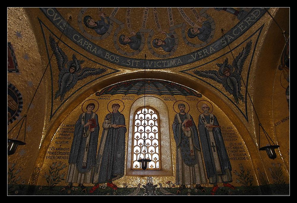 Chapelle des Larmes
