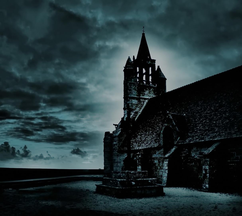 Chapelle im Mondlicht
