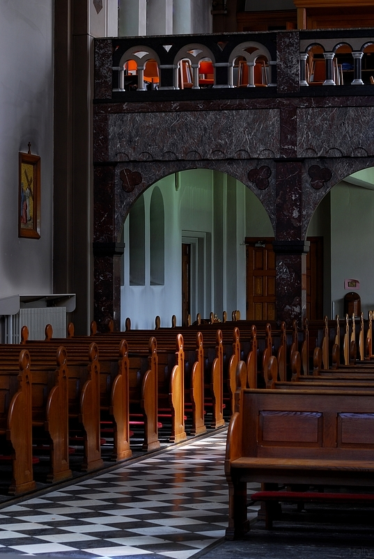 Chapelle - Monastary de Horion