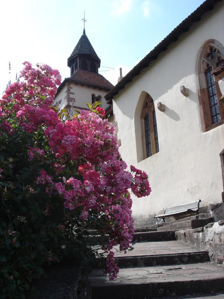chapelle st -claude