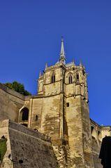 Chapelle St. Hubert auf dem Schlossplateau von AMBOISE