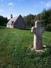 Chapelle St. Julien - bei Camaret - Finistere (Bretagne)