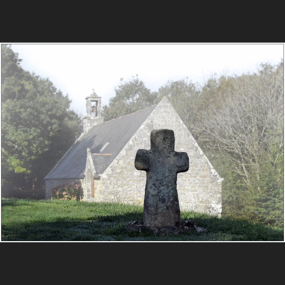 Chapelle St-Julien – nébuleuse