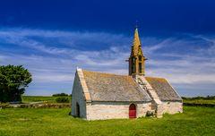 Chapelle St-Vio, Tréguennec, Bretagne, France