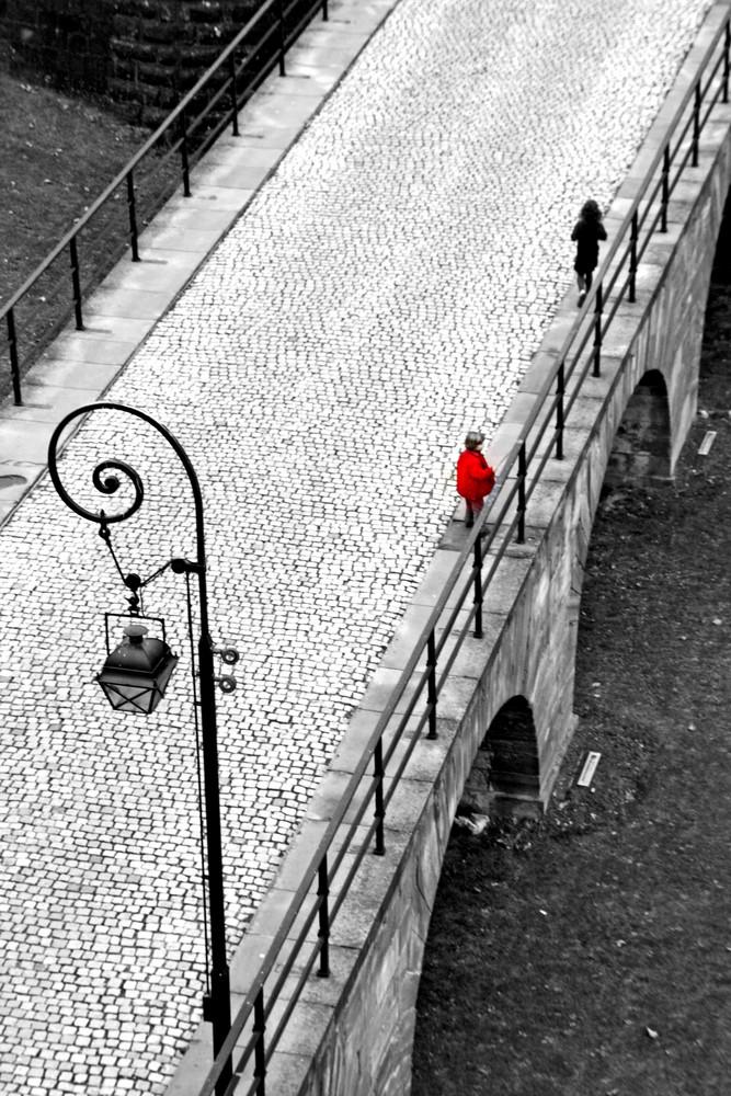 chaperon rouge...