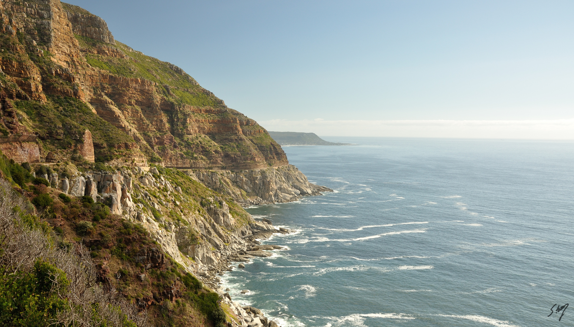 Chapmen´s Peak Drive Südafrika