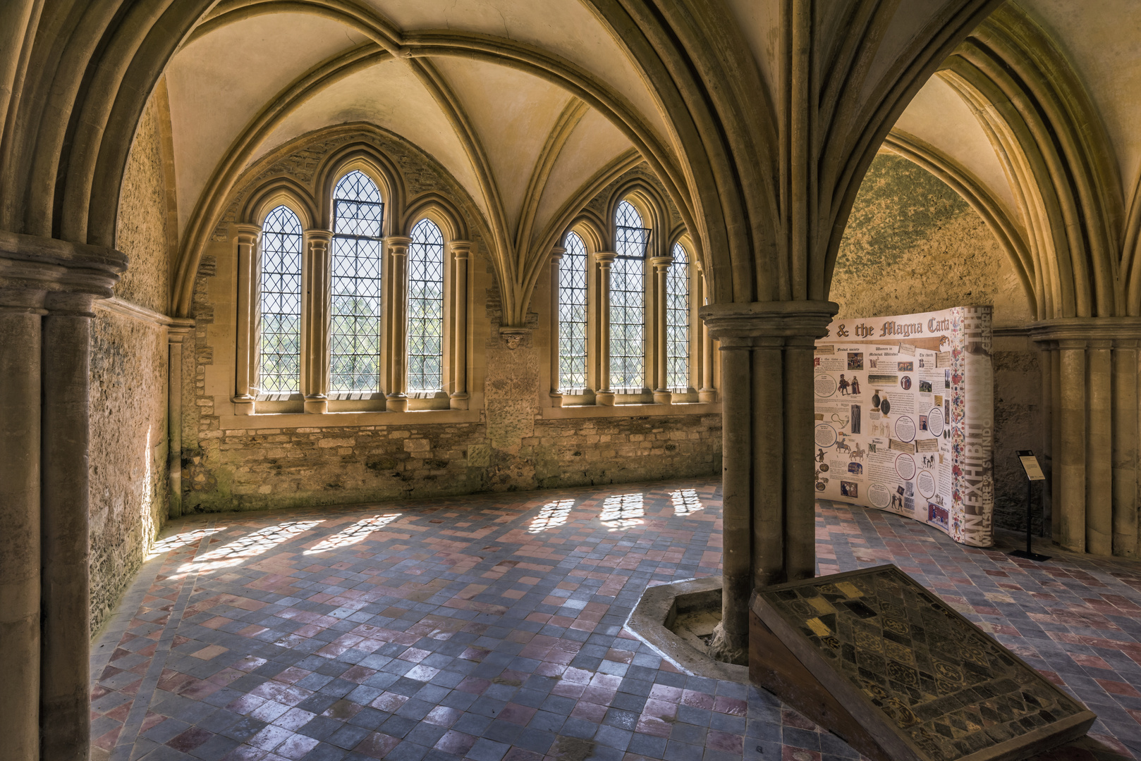 *Chapter House*