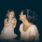 Charlando con mamá