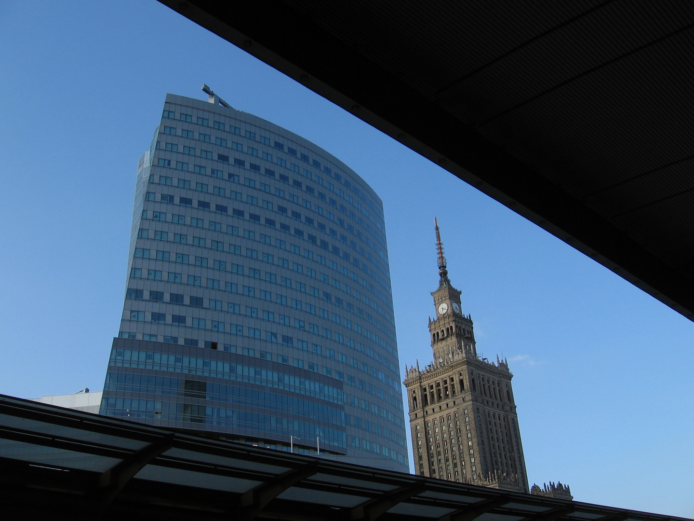 Charles-Eric THOOR   Palais de la culture, Varsovie, Pologne