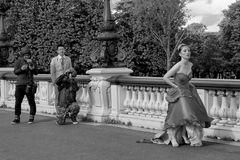 Chasing the Bride - Paris