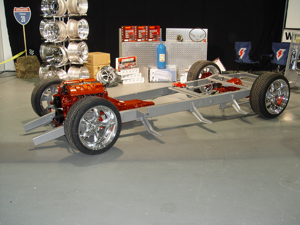 Chassis Chevy PU
