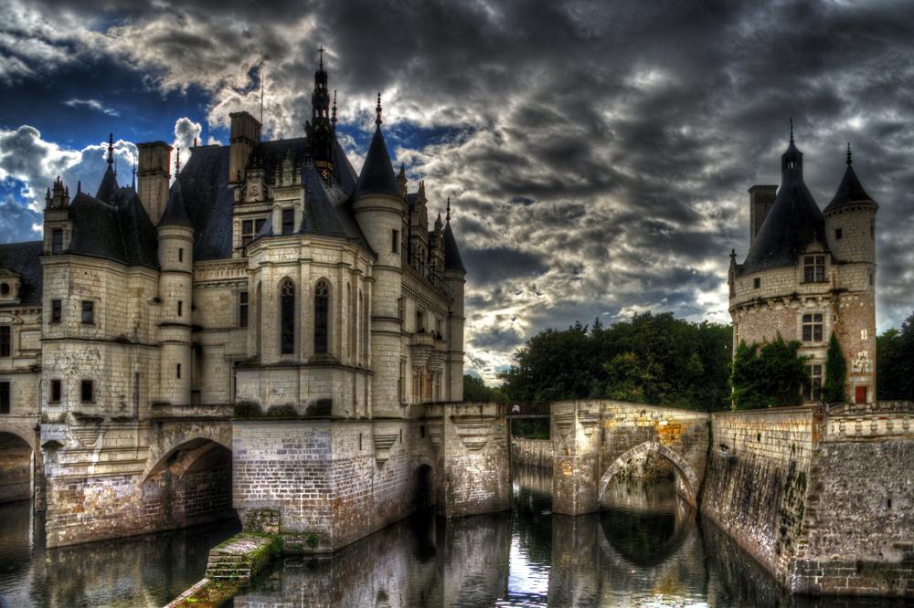 Chateau Chenonceaux