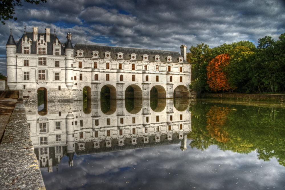 Chateau Chenonceaux II