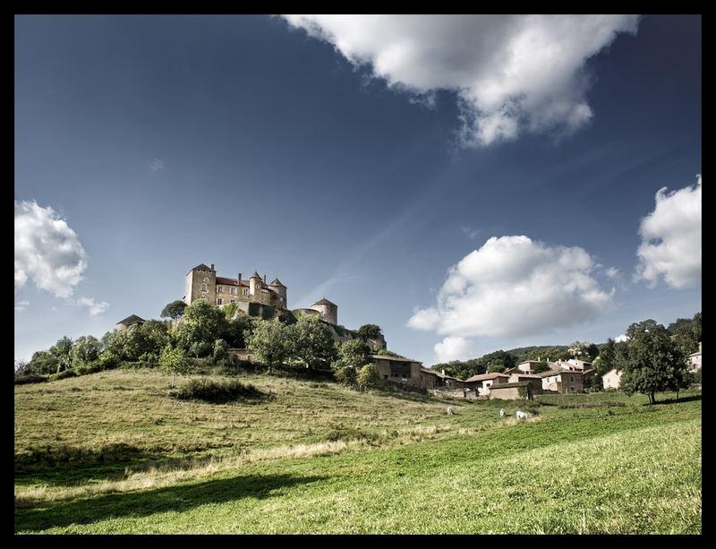 Chateau de berzé