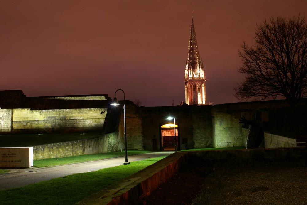 chateau de Caen 1