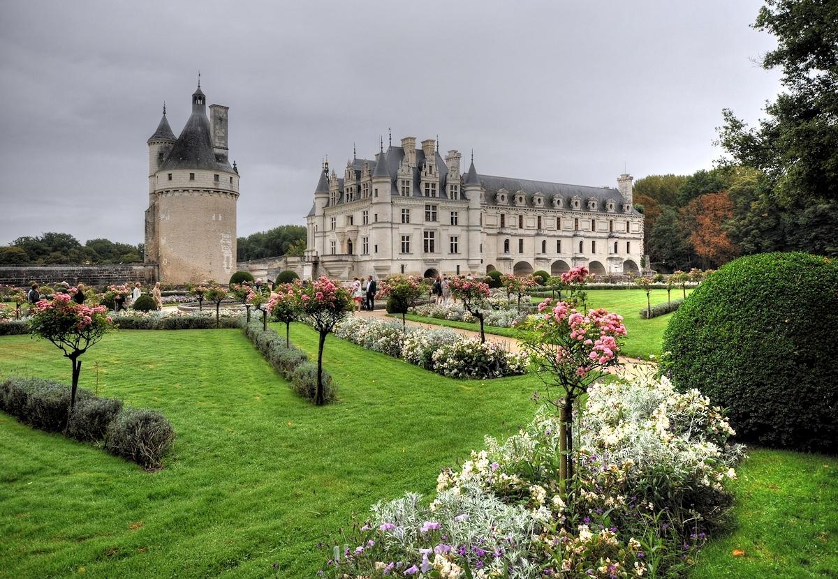 Chateau de Chenonceau 01