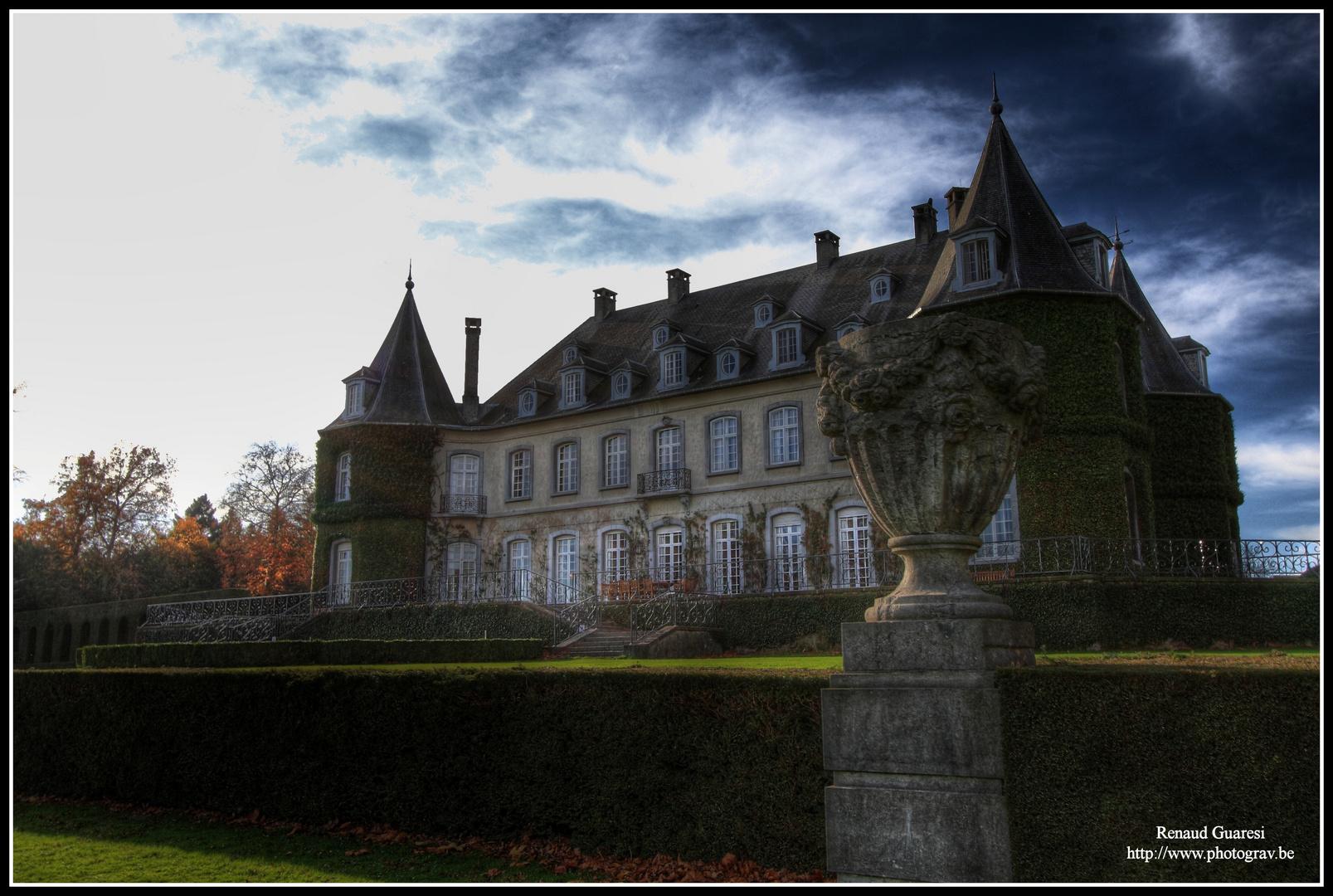 Chateau de la Hulpe, Belgique