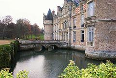 Chateau d'Esclimont ( 28700 Saint Symphorien )