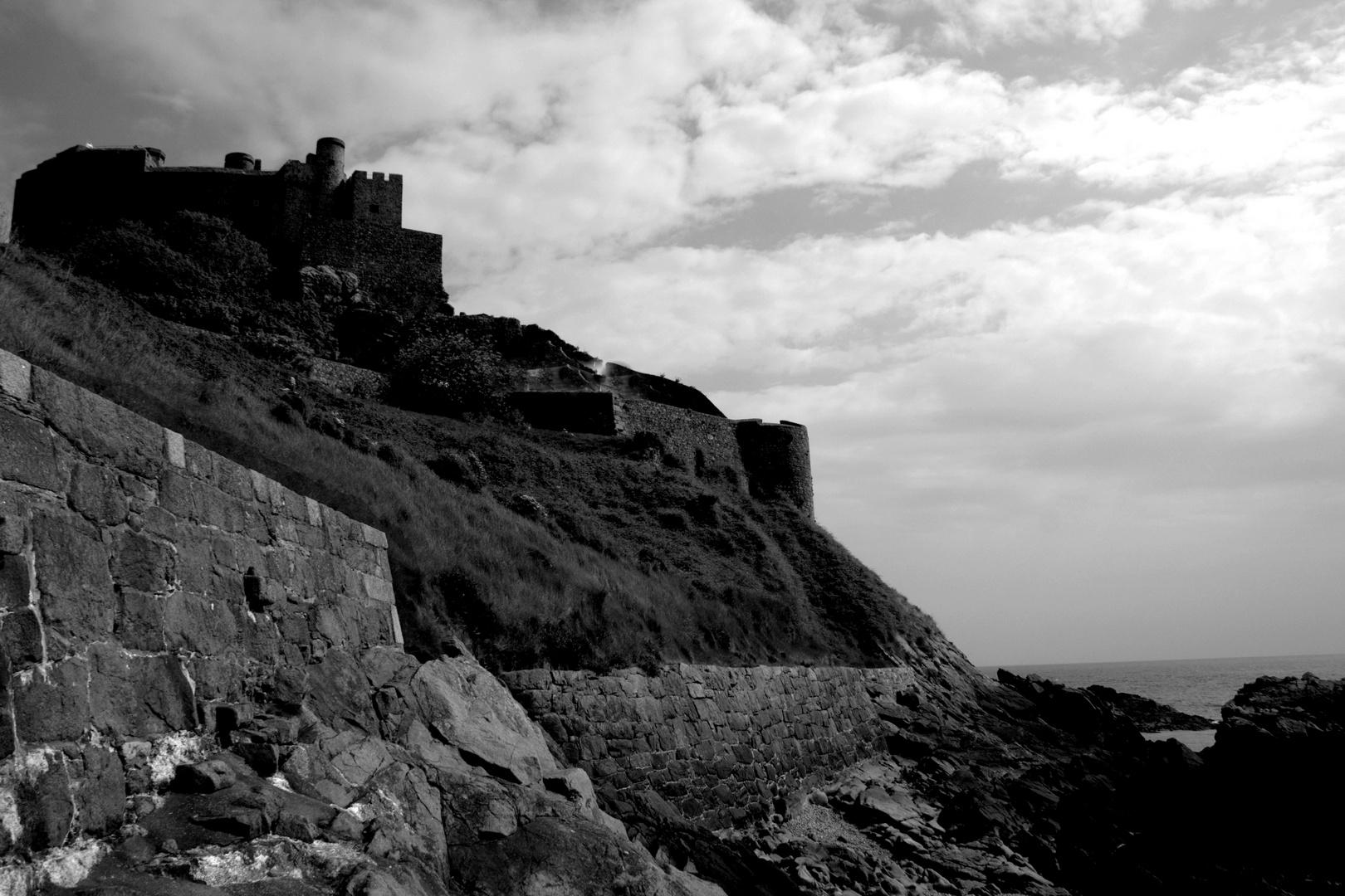Chateau Mont Orgueil