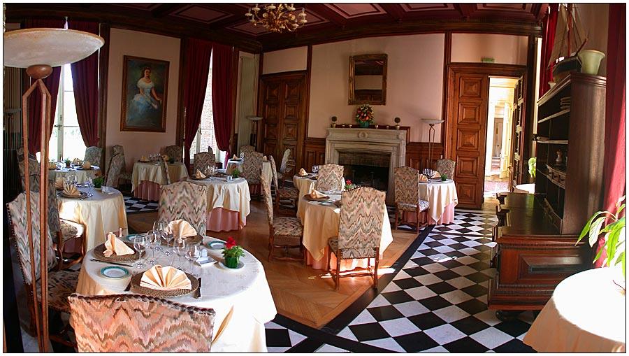 Chateau Sassetot - Restaurant