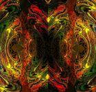 Chatoiement de couleurs