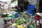 Chau Doc- Markt - 5 Gemüsemarkt