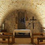 Chauffoir de l'Abbaye de la Celle