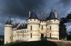 Chaumont vor dem Gewitter