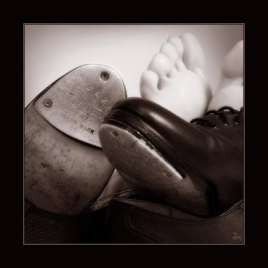 chaussures de dance